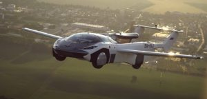 It's not fiction, a flying sports car has already been created