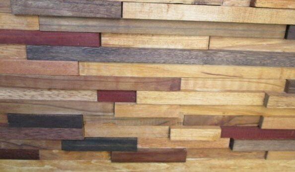 Wood in every corner of the home and how to transform it