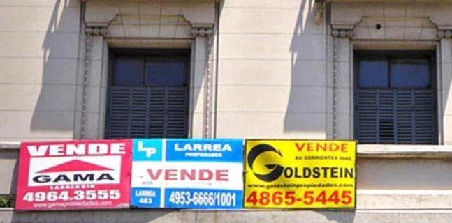Real Estate Sales and Purchases in the City of Buenos Aires Grew 73.6% year-on-year