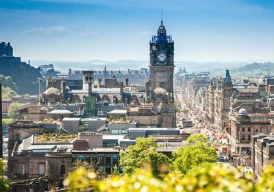 Edinburgh Becomes Part Of The Most Expensive Cities In The World