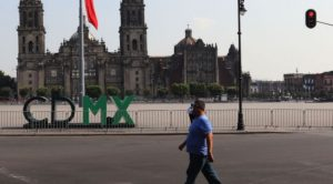 The epidemiological traffic light and its impact on the Mexican economy