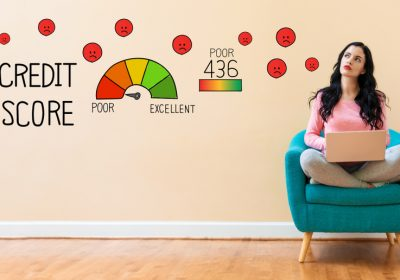 Your Ex-Spouse Can Wreck Your Credit Score